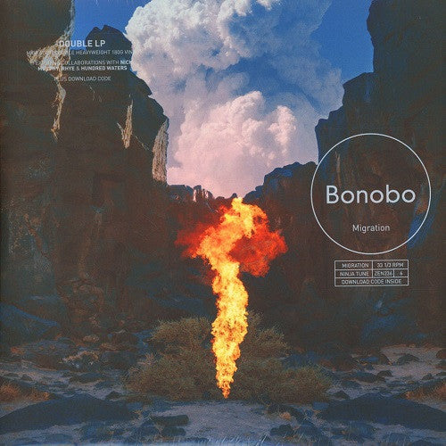 Bonobo - Migration Album Cover