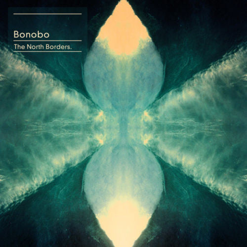 Bonobo - The North Borders Album Cover