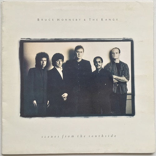 Bruce Hornsby & The Range - Scenes From The Southside Album Cover