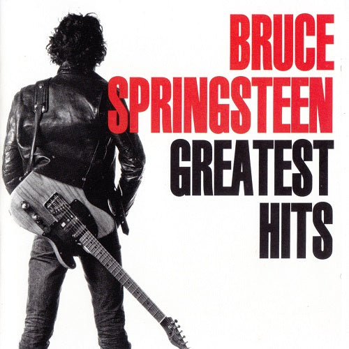 Bruce Springsteen - Greatest Hits (RSD 2018) Album Cover