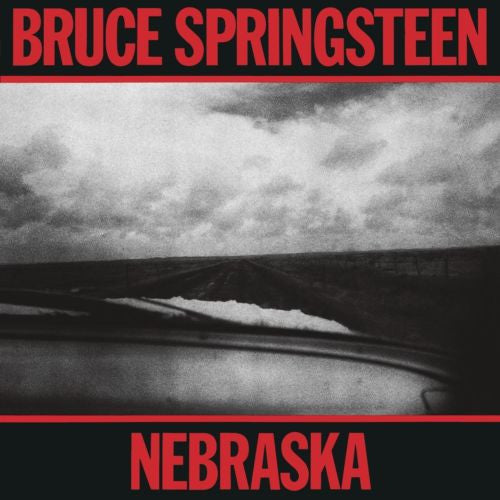 Bruce Springsteen - Nebraska Album Cover