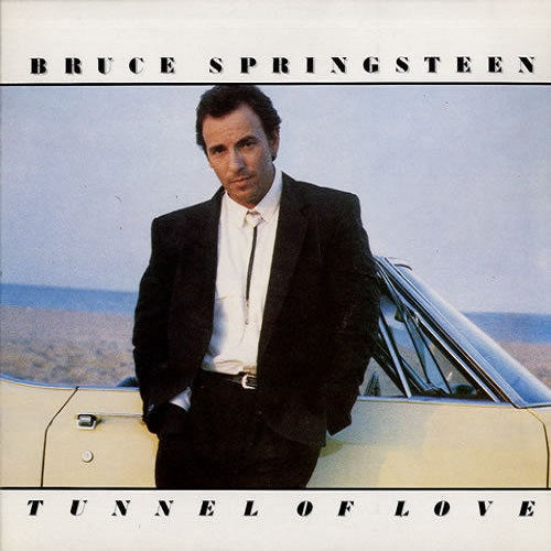 Bruce Springsteen - Tunnel Of Love Album Cover