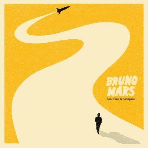 Bruno Mars - Doo-Wops & Hooligans (Limited Edition) Album Cover