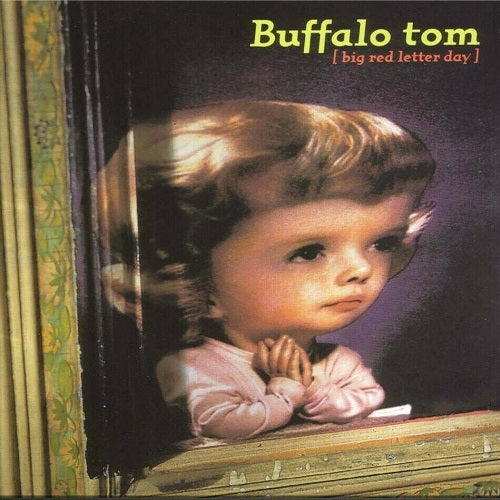 Buffalo Tom - Big Red Letter Day Album Cover