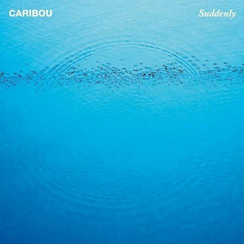 Caribou - Suddenly Album Cover