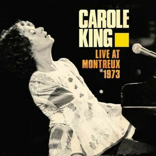 Carole King - Live At Montreux 1973 Album Cover