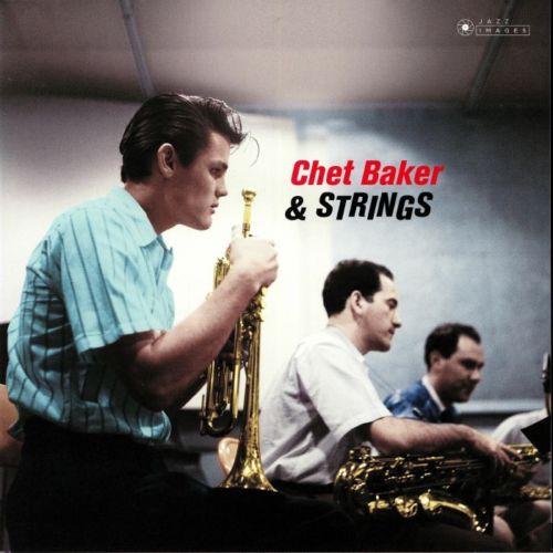 Chet Baker - Chet Baker & Strings Album Cover