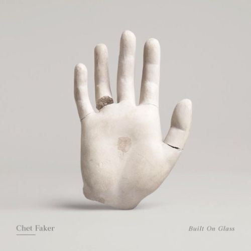 Chet Faker - Built On Glass Album Cover
