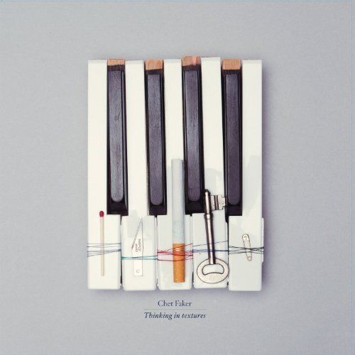 Chet Faker - Thinking In Textures Album Cover