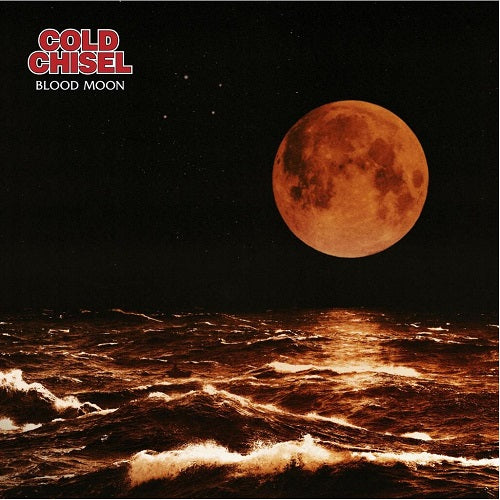 Cold Chisel - Blood Moon Album Cover