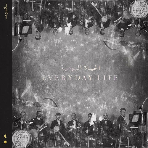 Coldplay - Everyday Life Album Cover