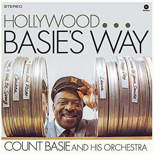 Count Basie - Hollywood...Basie's Way Album Cover