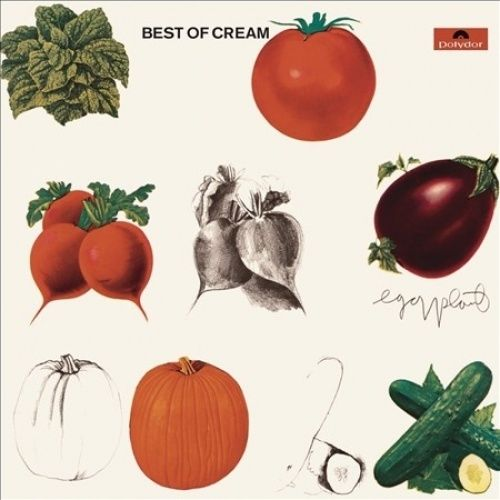 Cream - Best Of Cream Album Cover