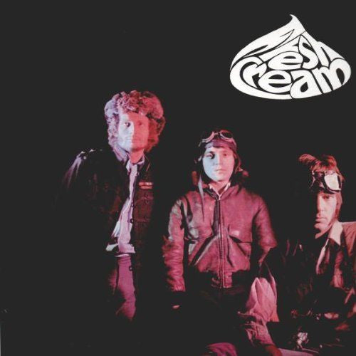 Cream - Fresh Cream Album Cover