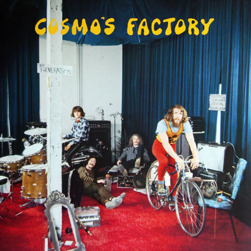 Creedence Clearwater Revival - Cosmo's Factory Album Cover