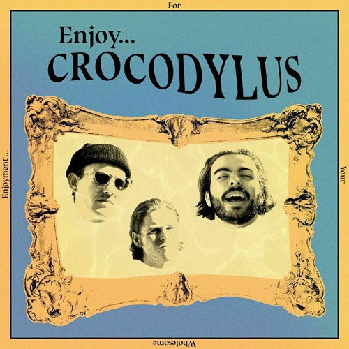 Crocodylus - Enjoy Album Cover