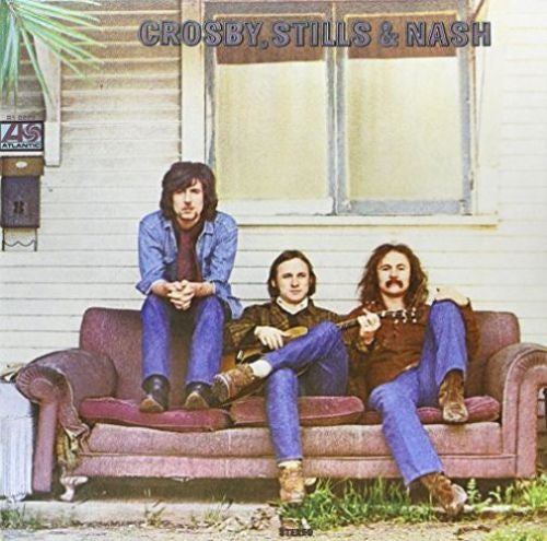 Crosby, Stills & Nash - Crosby, Stills & Nash Album Cover
