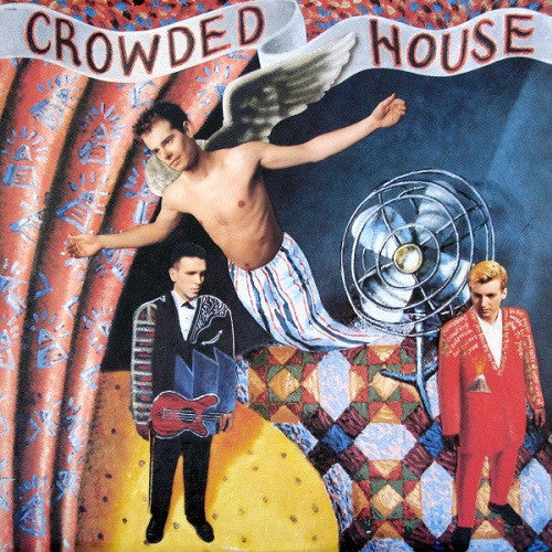 Crowded House - Crowded House Album Cover