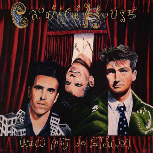 Crowded House - Temple Of Low Men Album Cover