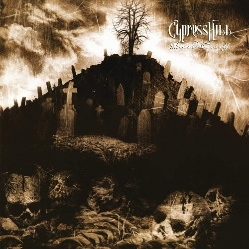 Cypress Hill - Black Sunday Album Cover