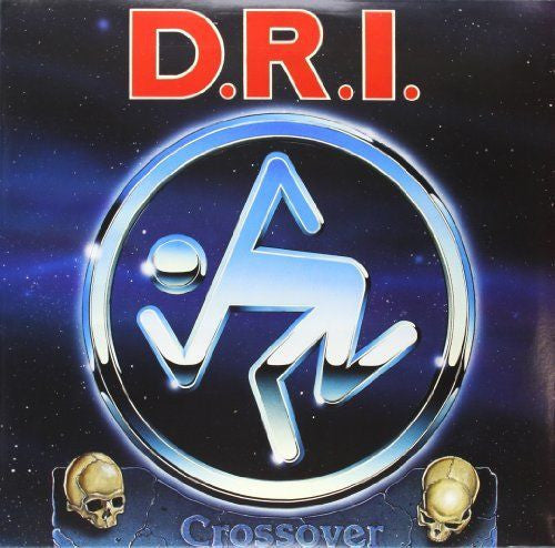 D.R.I. - Crossover Album Cover
