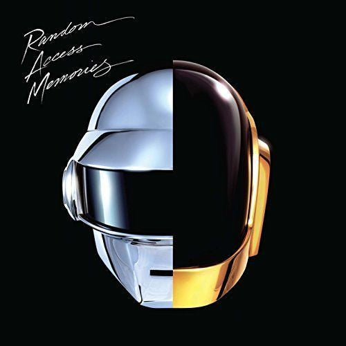 Daft Punk - Random Access Memories Album Cover