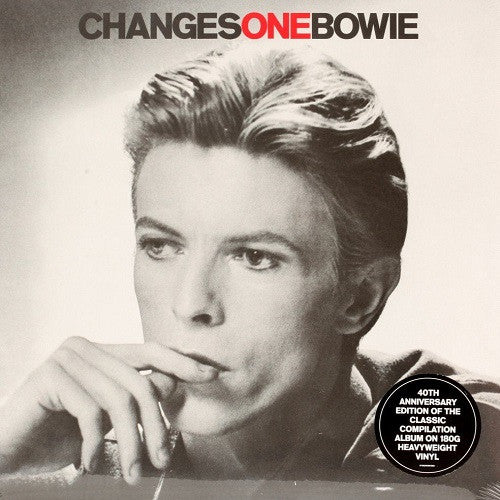David Bowie - ChangesOneBowie Album Cover