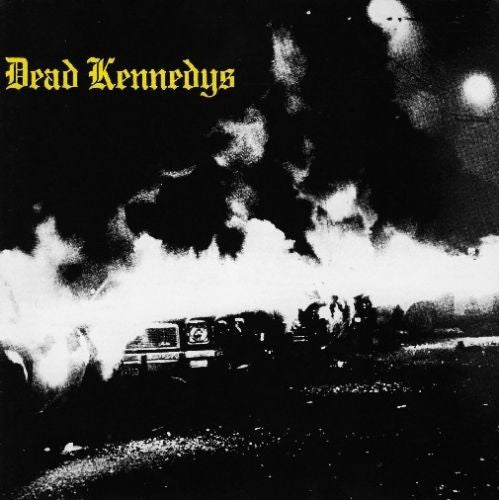 Dead Kennedys - Fresh Fruit For Rotting Vegetables Album Cover