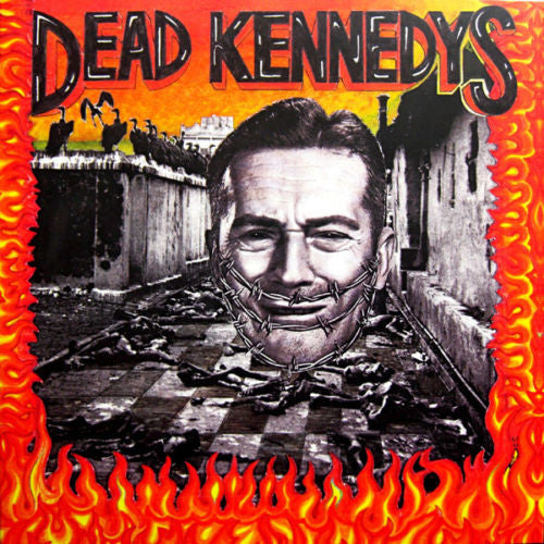 Dead Kennedys - Give Me Convenience Or Give Me Death Album Cover