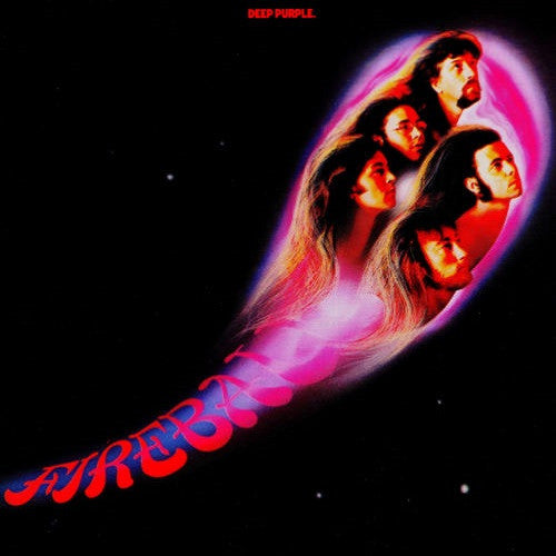 Deep Purple - Fireball Album Cover
