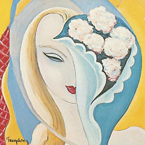 Derek And The Dominos - Layla And Other Love Stories Album Cover