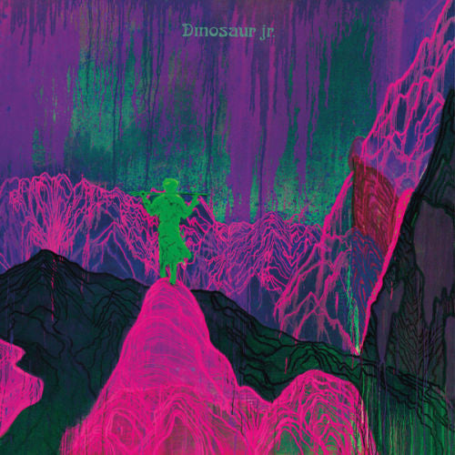 Dinosaur Jr. - Give A Glimpse Of What Yer Not Album Cover