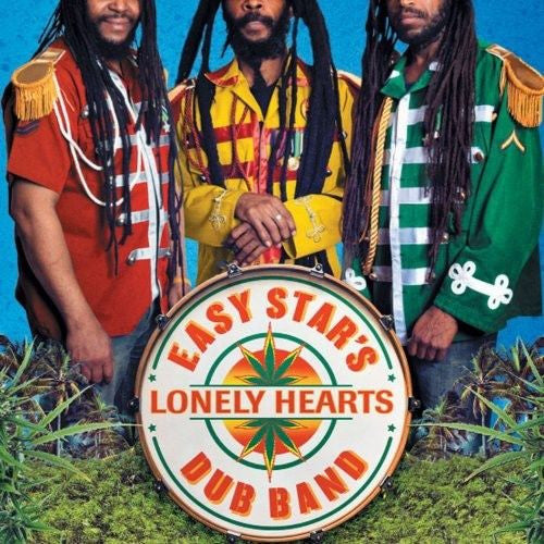 Easy Star All-Stars - Easy Star's Lonely Hearts Dub Band Album Cover