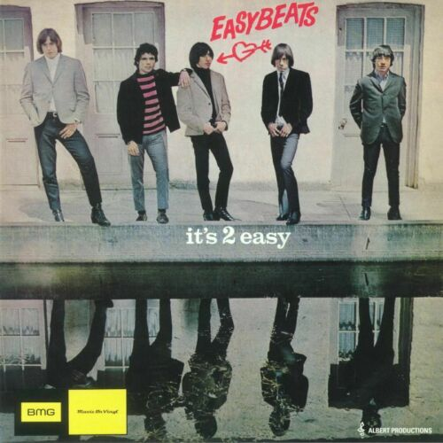 Easybeats - It's 2 Easy Album Cover