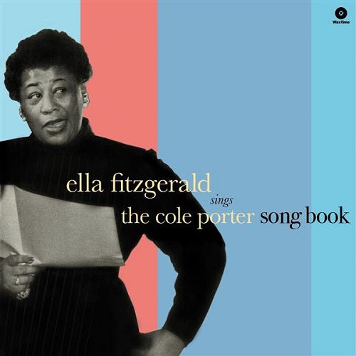 Ella Fitzgerald - Ella Fitzgerald Sings The Cole Porter Song Book Album Cover
