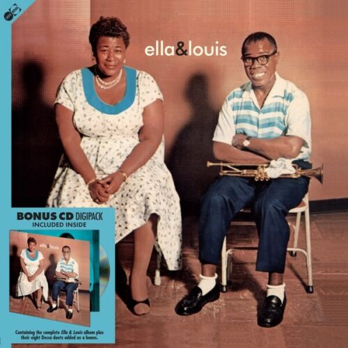 Ella Fitzgerald - Ella & Louis (Bonus CD Digipack) Album Cover