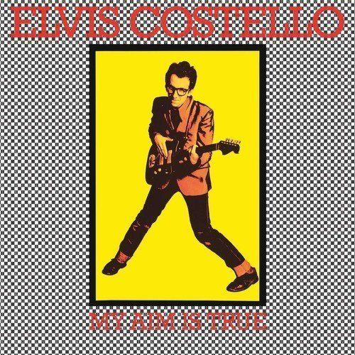 Elvis Costello - My Aim Is True Album Cover
