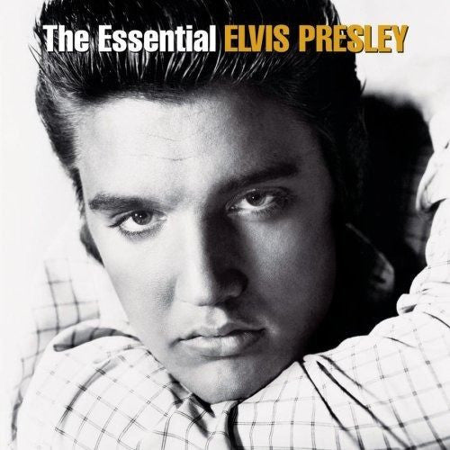 Elvis Presley - The Essential Elvis Presley Album Cover