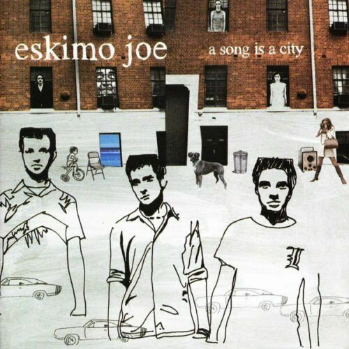 Eskimo Joe - A Song Is A City Album Cover