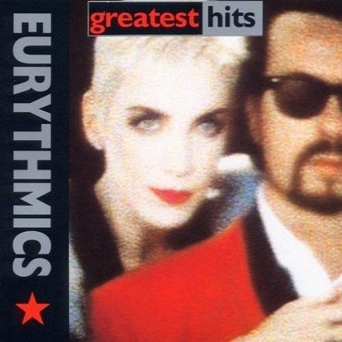 Eurythmics - Greatest Hits Album Cover