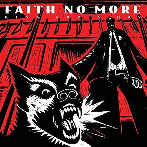 Faith No More - King For A Day, Fool For A Lifetime Album Cover