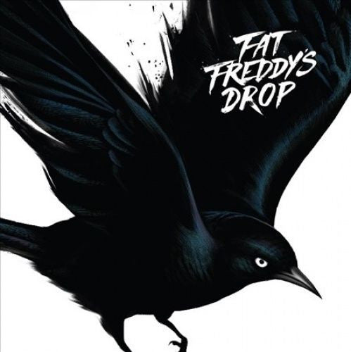 Fat Freddy's Drop - Blackbird Album Cover