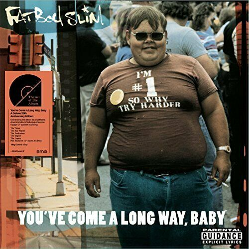 Fatboy Slim - You've Come A Long Way, Baby Album Cover