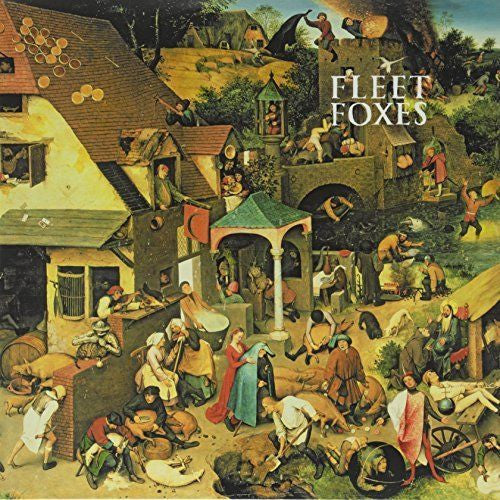 Fleet Foxes - Fleet Foxes Album Cover