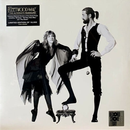 Fleetwood Mac - The Alternate Rumours (RSD 2020) Album Cover