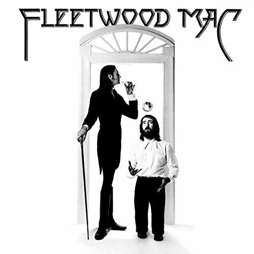 Fleetwood Mac - Fleetwood Mac Album Cover