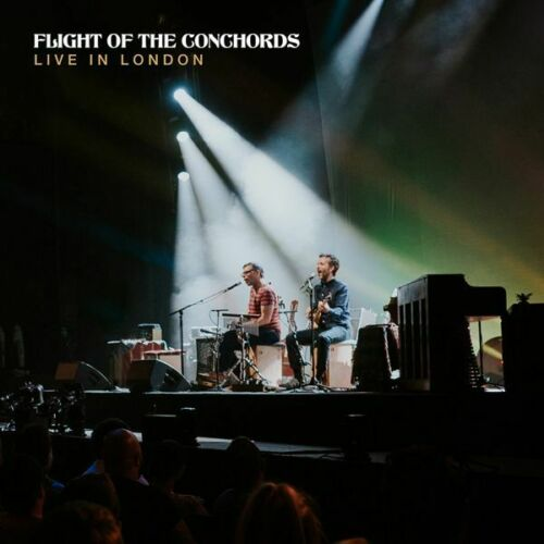 Flight Of The Conchords - Live In London Album Cover