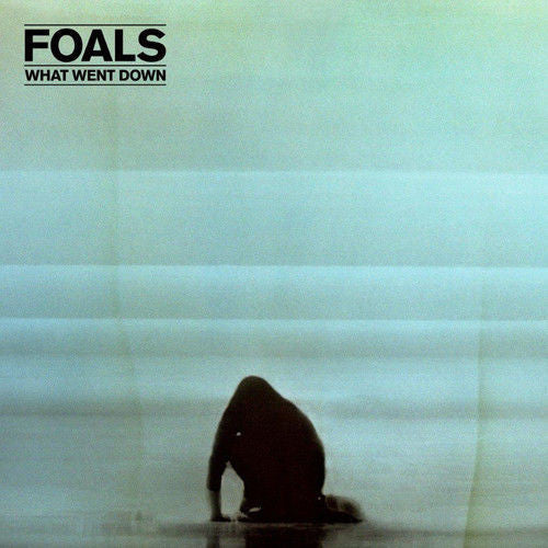 Foals - What Went Down Album Cover