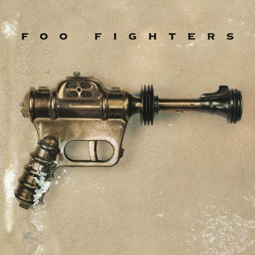 Foo Fighters - Foo Fighters Album Cover