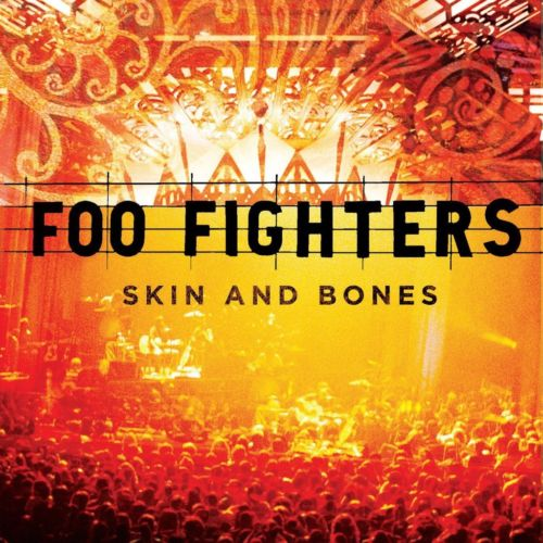 Foo Fighters - Skin And Bones Album Cover
